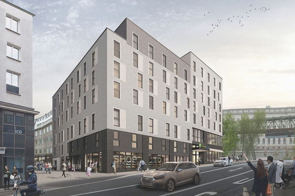 Hotel in Wuppertal is handed over