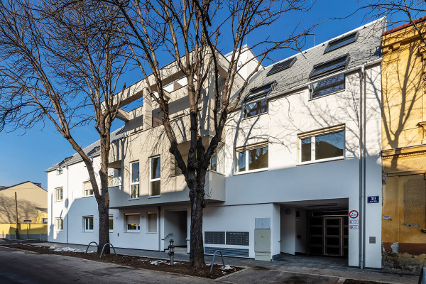 Teichgasse project completed in Vienna