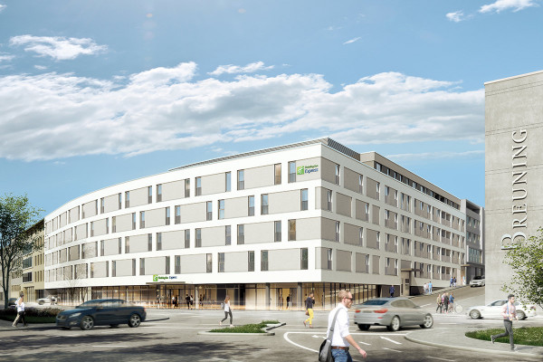 Development project sold in Pforzheim