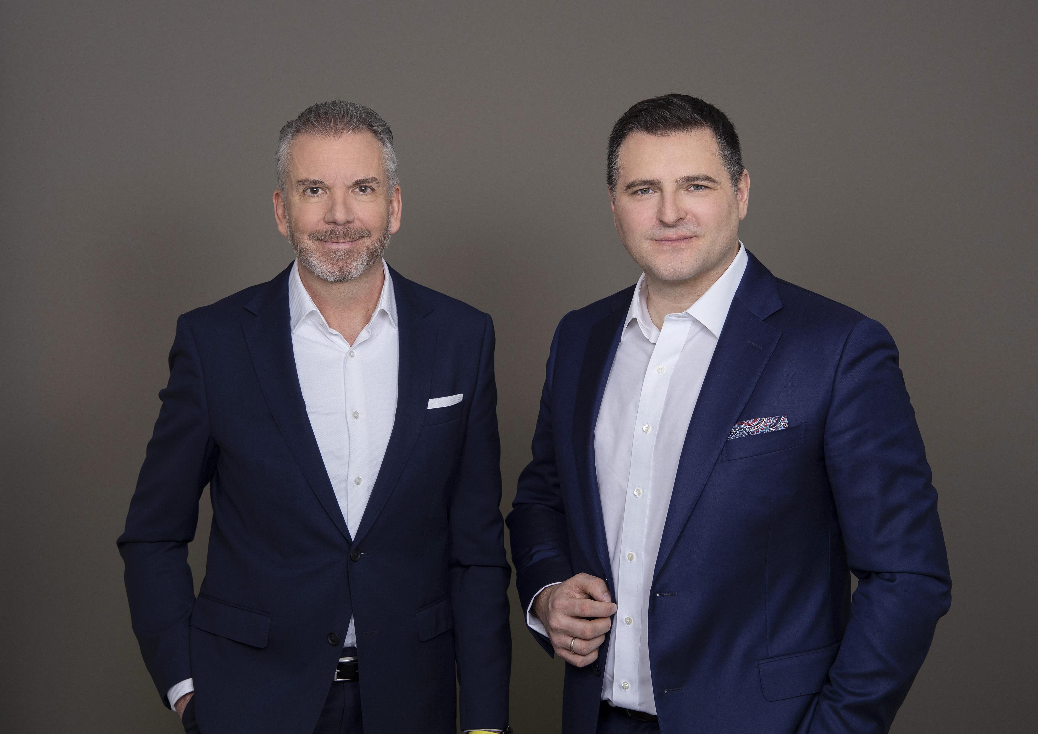 Neue Doppelspitze für die 6B47 Austria: Christian Polak und Christian Wagner