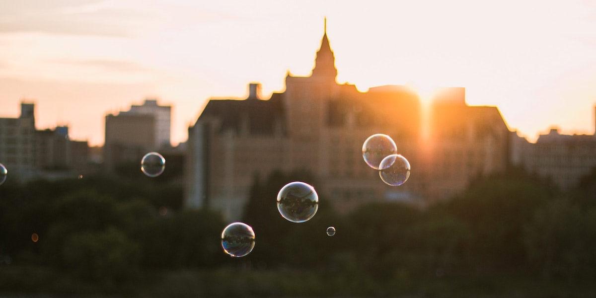 Properties - a bubble?