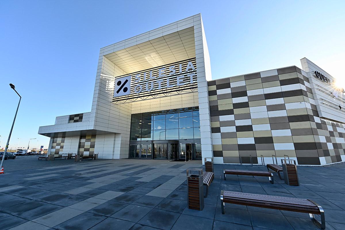 Eröffnung des Silesia Outlets