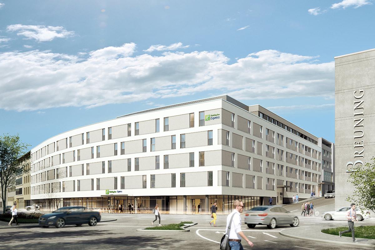 Development project sold in Pforzheim